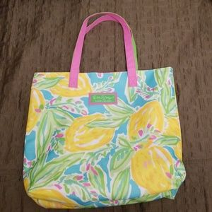 New Lily Pulitzer for Estee Lauder Tote bag